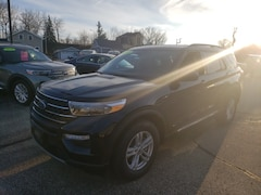 New  2021 Ford Explorer XLT SUV for sale in Lodi, WI