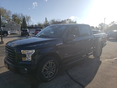 2016 Ford F-150 Crew Cab Short Bed Truck
