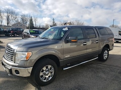 Used 2012 Ford F-150 XLT Crew Cab Short Bed Truck for sale in Lodi, WI