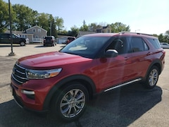 in Lodi, near Sun Prarie 2020 Ford Explorer XLT SUV New