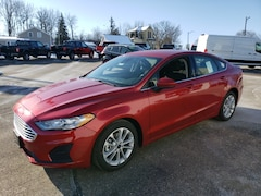 New  2020 Ford Fusion Hybrid SE Sedan for sale in Lodi, WI