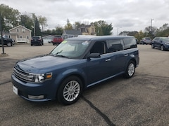 Certified Pre-Owned 2019 Ford Flex SEL SUV Lodi, WI