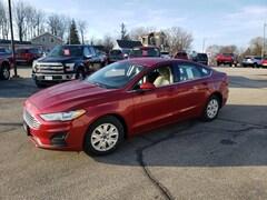 New  2019 Ford Fusion S Sedan for sale in Lodi, WI