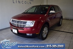 Used 2007 Lincoln MKX AWD Sport Utility