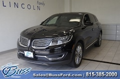 Used 2016 Lincoln MKX Reserve AWD Sport Utility
