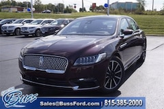 Used 2019 Lincoln Continental AWD Car