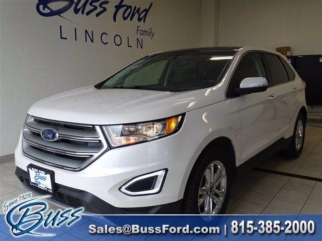 Used Ford Edge Mc Henry Il