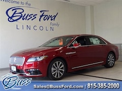 Used 2019 Lincoln Continental Standard Car