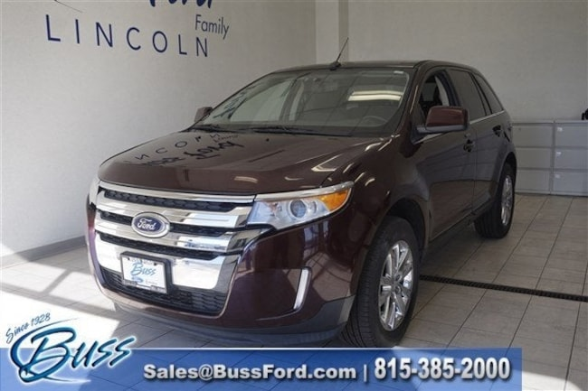 2011 Ford Edge Limited AWD Station Wagon