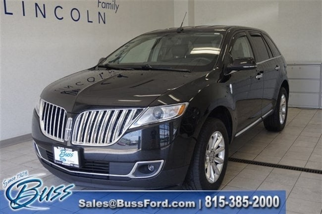 2015 Lincoln MKX Base AWD Sport Utility