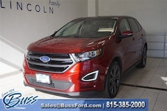 Used 2018 Ford Edge Sport AWD Sport Utility