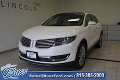 Used 2017 Lincoln MKX Reserve AWD Sport Utility
