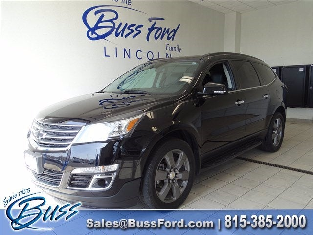Used Chevrolet Traverse Mc Henry Il