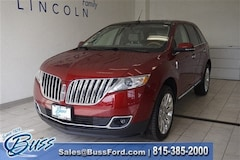 Used 2015 Lincoln MKX Base AWD Sport Utility