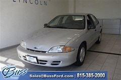 Used 2002 Chevrolet Cavalier Base Car