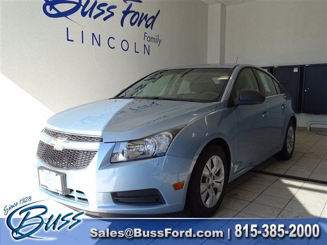 Used Chevrolet Cruze Mc Henry Il
