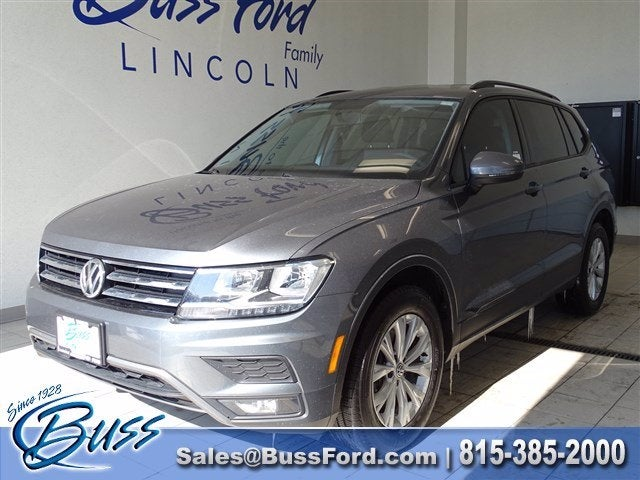 Used Volkswagen Tiguan Mc Henry Il