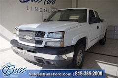 Used 2003 Chevrolet Silverado 1500 LS Extended Cab Pickup