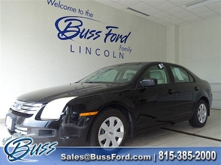 2007 Ford Fusion S Car