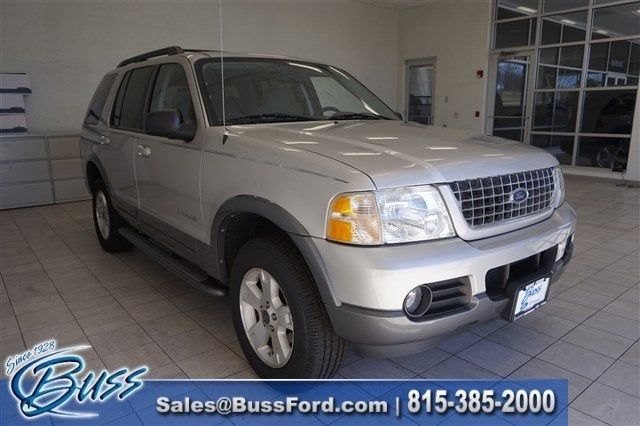 Used 2005 Ford Explorer For Sale at Buss Lincoln | VIN