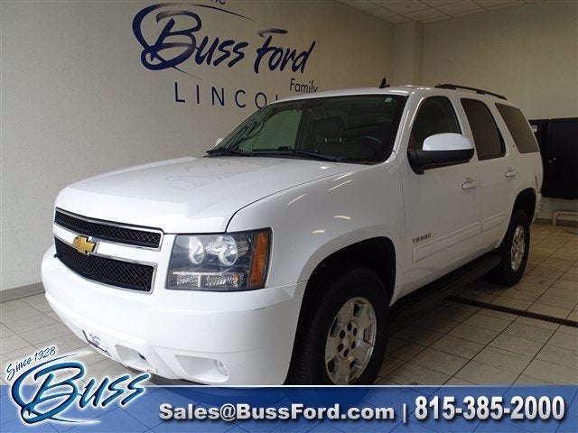 Used Chevrolet Tahoe Mc Henry Il
