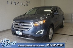 Used 2018 Ford Edge SEL AWD Sport Utility