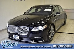 Used 2019 Lincoln Continental Reserve AWD AWD Car