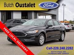 2020 Ford Fusion S Sedan