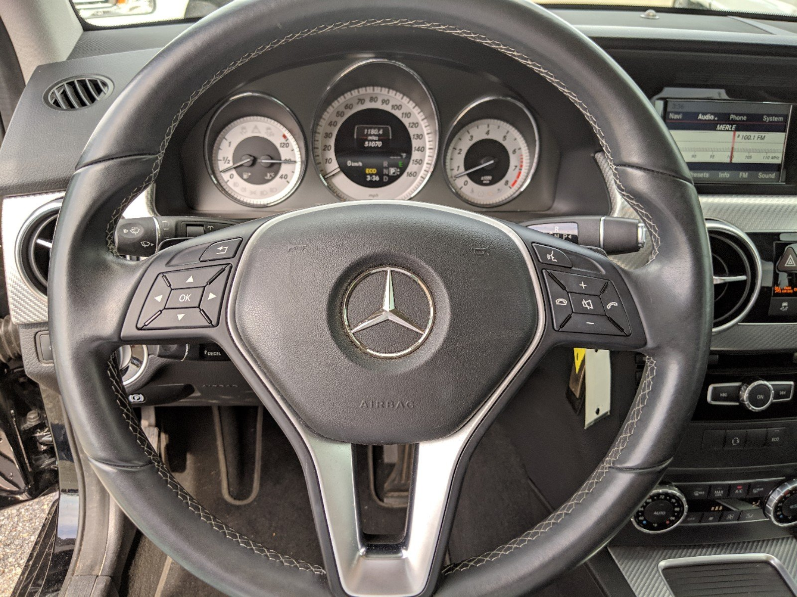 Used 2014 Mercedes-Benz GLK For Sale at Butch Oustalet Ford