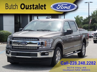 2018 Ford F-150 XLT XLT 2WD SuperCrew 5.5 Box