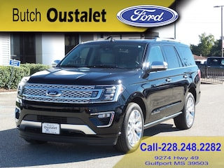 2018 Ford Expedition Platinum Platinum 4x2