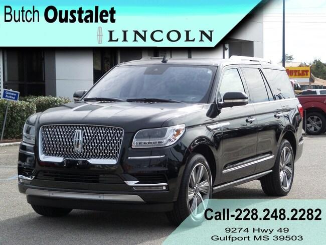 2018 Lincoln Navigator Reserve 4x4 Reserve