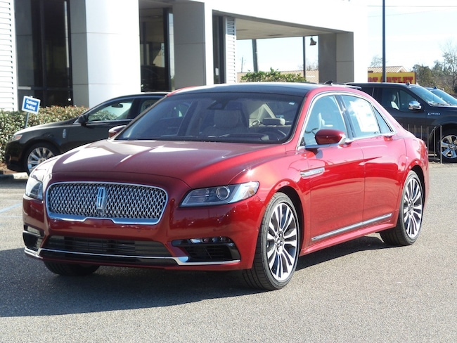 2019 Lincoln Continental Reserve Reserve FWD