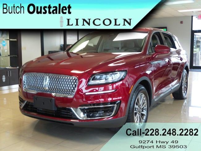 2019 Lincoln Nautilus Select FWD Select