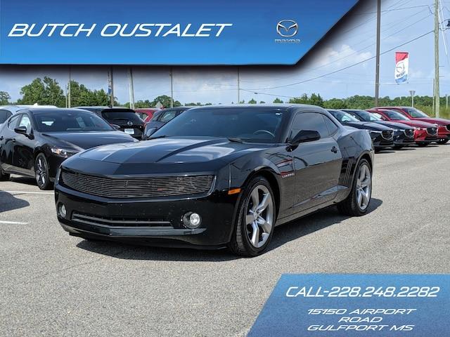 Used 2012 Chevrolet Camaro For Sale At Butch Oustalet Mazda