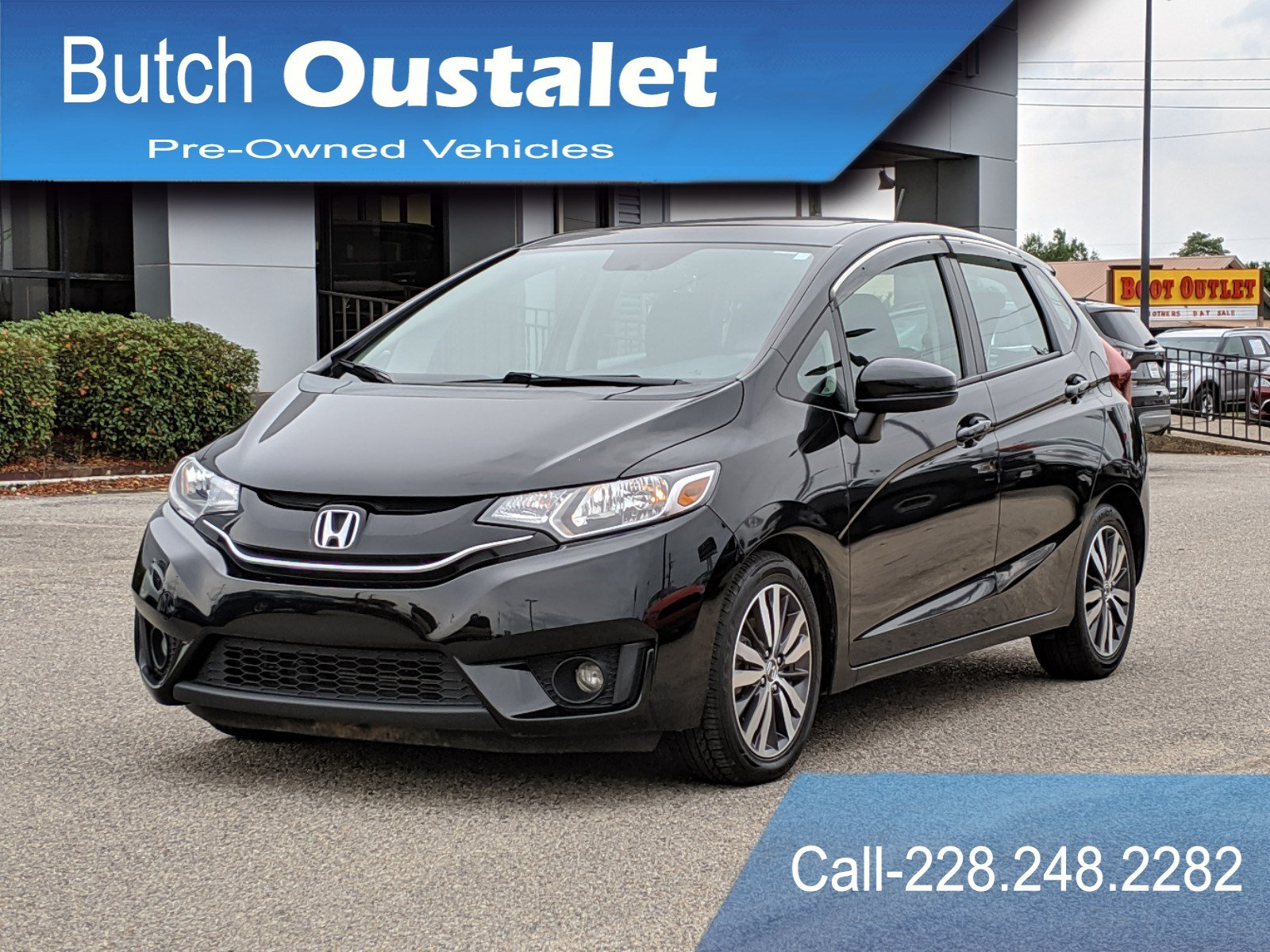 2015 Honda Fit EX Hatchback