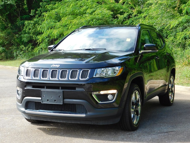 Pre Owned 2019 Jeep Compass For Sale At Bmw Of Columbus Vin 3c4njdcb3kt596590