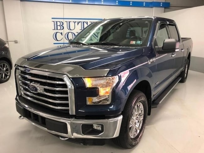 2016 Ford F-150 XLT Crew Cab your used Ford authority in Butler PA