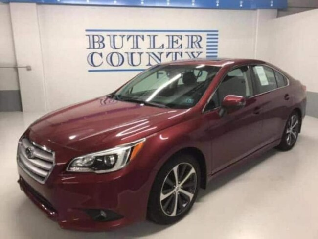 2015 Subaru Legacy 2.5i Limited Sedan your used Ford authority in Butler PA