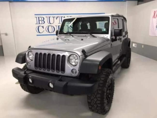 2014 Jeep Wrangler Unlimited Sport SUV your used Ford authority in Butler PA