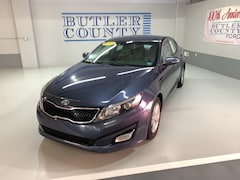 2015 Kia Optima LX Sedan your used Ford authority in Butler PA