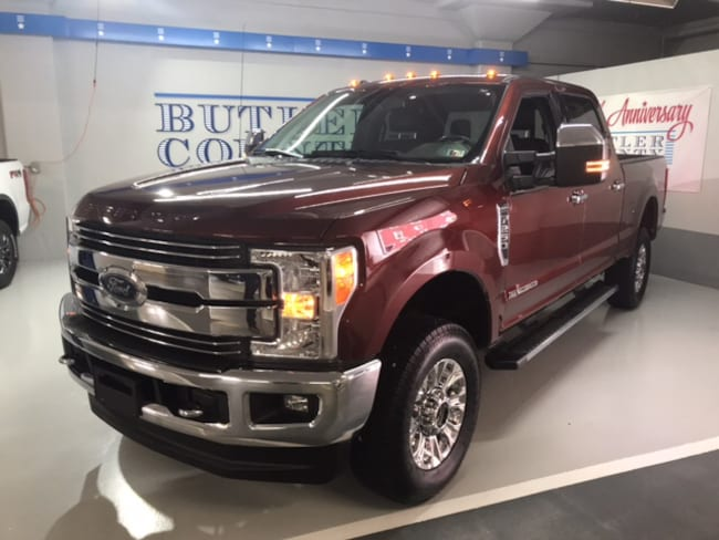 2017 Ford F-250 XLT Crew Cab your used Ford authority in Butler PA