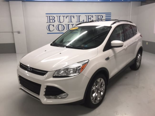 2016 Ford Escape SE SUV your used Ford authority in Butler PA
