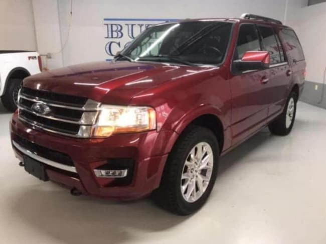 2015 Ford Expedition Limited SUV your used Ford authority in Butler PA