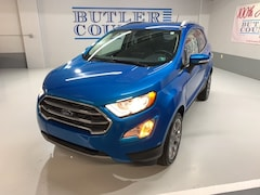 Used 2018 Ford EcoSport Titanium SUV for Sale in Butler