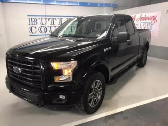2016 Ford F-150 Pickup your used Ford authority in Butler PA