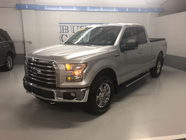 2016 Ford F-150 Extended Cab Truck your used Ford authority in Butler PA