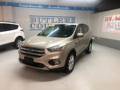 Used 2017 Ford Escape SE SUV for Sale in Butler