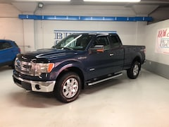 Used 2014 Ford F-150 XLT Extended Cab Truck for Sale in Butler