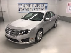 2012 Ford Fusion SE Sedan your used Ford authority in Butler PA